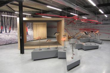 Meers showroom