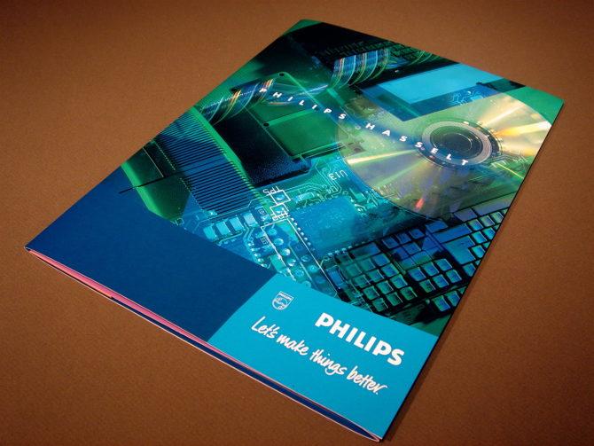 Philips presentatiemap