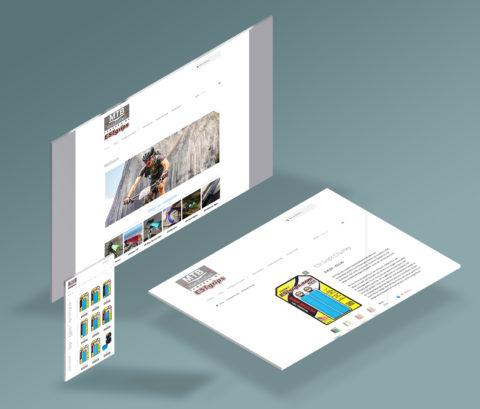 MTB Web iPad